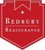 redbury reassurance Badge